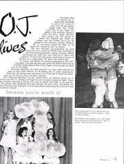 Page 9, 1984 Edition, Putnam City West High School - Patriot Profile Yearbook (Oklahoma City, OK) online yearbook collection