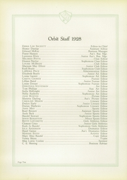 Page 14, 1928 Edition, Classen High School - Orbit Yearbook (Oklahoma City, OK) online yearbook collection