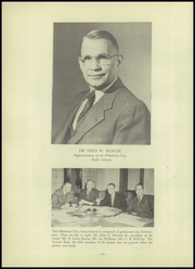 Page 14, 1949 Edition, Classen High School - Orbit Yearbook (Oklahoma City, OK) online yearbook collection