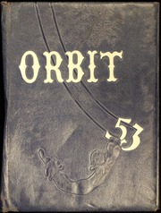 Page 1, 1953 Edition, Classen High School - Orbit Yearbook (Oklahoma City, OK) online yearbook collection