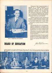 Page 10, 1953 Edition, Classen High School - Orbit Yearbook (Oklahoma City, OK) online yearbook collection