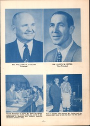 Page 11, 1953 Edition, Classen High School - Orbit Yearbook (Oklahoma City, OK) online yearbook collection
