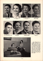 Page 16, 1953 Edition, Classen High School - Orbit Yearbook (Oklahoma City, OK) online yearbook collection