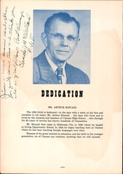 Page 6, 1953 Edition, Classen High School - Orbit Yearbook (Oklahoma City, OK) online yearbook collection