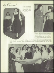 Page 13, 1957 Edition, Classen High School - Orbit Yearbook (Oklahoma City, OK) online yearbook collection