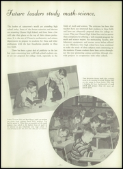 Page 17, 1957 Edition, Classen High School - Orbit Yearbook (Oklahoma City, OK) online yearbook collection