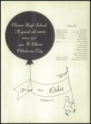 Page 5, 1957 Edition, Classen High School - Orbit Yearbook (Oklahoma City, OK) online yearbook collection