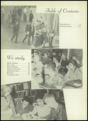 Page 6, 1957 Edition, Classen High School - Orbit Yearbook (Oklahoma City, OK) online yearbook collection