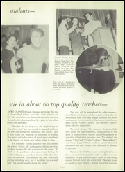 Page 9, 1957 Edition, Classen High School - Orbit Yearbook (Oklahoma City, OK) online yearbook collection