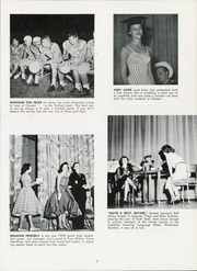 Page 11, 1959 Edition, Classen High School - Orbit Yearbook (Oklahoma City, OK) online yearbook collection