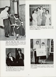 Page 12, 1959 Edition, Classen High School - Orbit Yearbook (Oklahoma City, OK) online yearbook collection