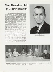Page 14, 1959 Edition, Classen High School - Orbit Yearbook (Oklahoma City, OK) online yearbook collection