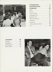 Page 6, 1959 Edition, Classen High School - Orbit Yearbook (Oklahoma City, OK) online yearbook collection
