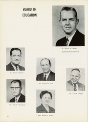 Page 14, 1960 Edition, Classen High School - Orbit Yearbook (Oklahoma City, OK) online yearbook collection