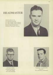 Page 11, 1954 Edition, Casady School - Twister Yearbook (Oklahoma City, OK) online yearbook collection