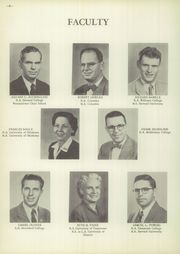 Page 12, 1954 Edition, Casady School - Twister Yearbook (Oklahoma City, OK) online yearbook collection