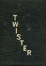 1956 Edition, Casady School - Twister Yearbook (Oklahoma City, OK)