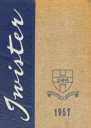1957 Edition, Casady School - Twister Yearbook (Oklahoma City, OK)