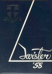 1958 Edition, Casady School - Twister Yearbook (Oklahoma City, OK)