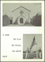 Page 7, 1958 Edition, Casady School - Twister Yearbook (Oklahoma City, OK) online yearbook collection