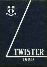 1959 Edition, Casady School - Twister Yearbook (Oklahoma City, OK)
