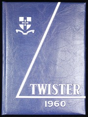 1960 Edition, Casady School - Twister Yearbook (Oklahoma City, OK)