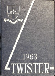 1963 Edition, Casady School - Twister Yearbook (Oklahoma City, OK)
