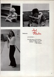 Page 9, 1973 Edition, Casady School - Twister Yearbook (Oklahoma City, OK) online yearbook collection