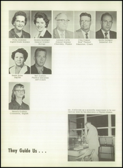 Page 16, 1960 Edition, Star Spencer High School - Bobcat Yearbook (Oklahoma City, OK) online yearbook collection