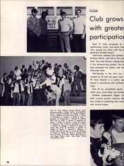 Page 100, 1970 Edition, Star Spencer High School - Bobcat Yearbook (Oklahoma City, OK) online yearbook collection