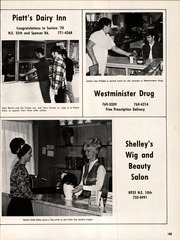 Page 161, 1970 Edition, Star Spencer High School - Bobcat Yearbook (Oklahoma City, OK) online yearbook collection