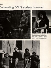 Page 97, 1970 Edition, Star Spencer High School - Bobcat Yearbook (Oklahoma City, OK) online yearbook collection