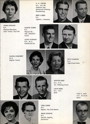 Page 17, 1963 Edition, Del City High School - Eagle Yearbook (Del City, OK) online yearbook collection