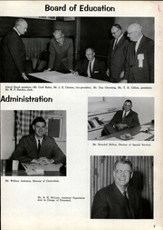 Page 11, 1965 Edition, Del City High School - Eagle Yearbook (Del City, OK) online yearbook collection