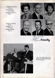Page 16, 1965 Edition, Del City High School - Eagle Yearbook (Del City, OK) online yearbook collection