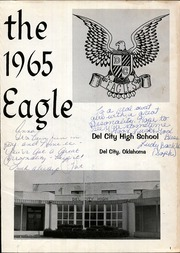 Page 5, 1965 Edition, Del City High School - Eagle Yearbook (Del City, OK) online yearbook collection