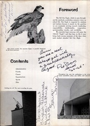 Page 6, 1965 Edition, Del City High School - Eagle Yearbook (Del City, OK) online yearbook collection