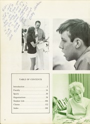Page 6, 1972 Edition, Del City High School - Eagle Yearbook (Del City, OK) online yearbook collection