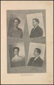 Page 13, 1911 Edition, Vinita High School - Hornet Yearbook (Vinita, OK) online yearbook collection