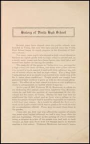 Page 15, 1911 Edition, Vinita High School - Hornet Yearbook (Vinita, OK) online yearbook collection
