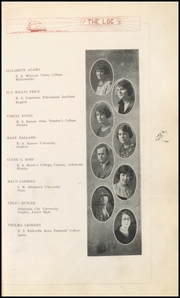 Page 13, 1925 Edition, Vinita High School - Hornet Yearbook (Vinita, OK) online yearbook collection