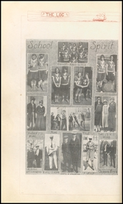 Page 14, 1925 Edition, Vinita High School - Hornet Yearbook (Vinita, OK) online yearbook collection