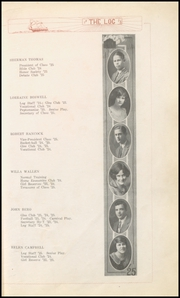 Page 17, 1925 Edition, Vinita High School - Hornet Yearbook (Vinita, OK) online yearbook collection