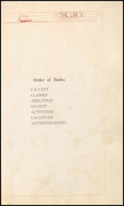 Page 7, 1925 Edition, Vinita High School - Hornet Yearbook (Vinita, OK) online yearbook collection