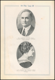Page 10, 1926 Edition, Vinita High School - Hornet Yearbook (Vinita, OK) online yearbook collection