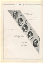 Page 12, 1926 Edition, Vinita High School - Hornet Yearbook (Vinita, OK) online yearbook collection