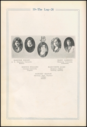 Page 14, 1926 Edition, Vinita High School - Hornet Yearbook (Vinita, OK) online yearbook collection