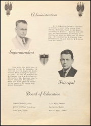 Page 11, 1944 Edition, Vinita High School - Hornet Yearbook (Vinita, OK) online yearbook collection
