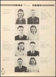 Page 15, 1944 Edition, Vinita High School - Hornet Yearbook (Vinita, OK) online yearbook collection