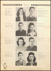 Page 16, 1944 Edition, Vinita High School - Hornet Yearbook (Vinita, OK) online yearbook collection
